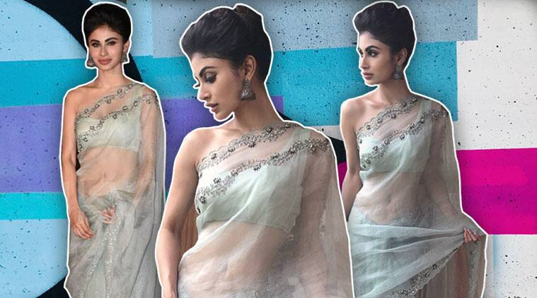 mouni roy, mouni roy gold, mouni roy instagram, mouni roy latest photo, indian express, indian express news