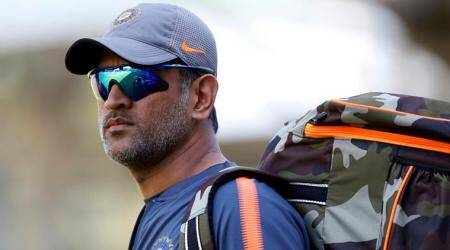 MS Dhoni, MS Dhoni birthday, MS Dhoni India, India MS Dhoni, MS Dhoni birthday wishes, sports news, cricket, Indian Express