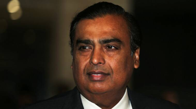 Billionaire Ambani Topples Jack Ma as Asia's Richest Person