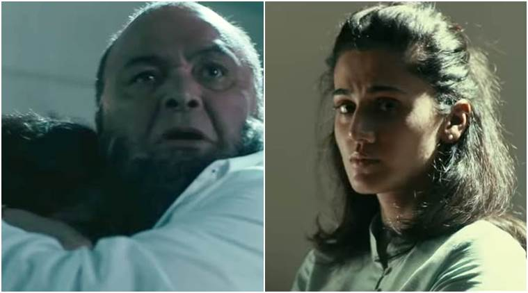 Taapsee Pannu plays a lawyer in Mulk