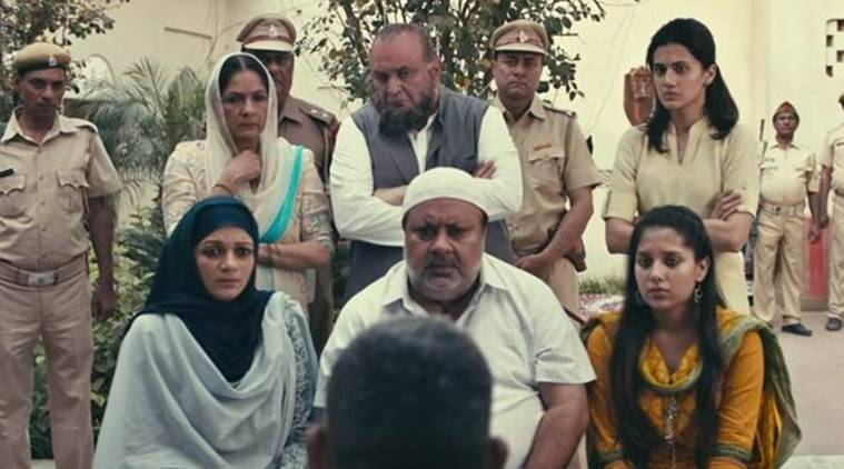 Mulk actor Taapsee Pannu is disturbed, here's the reason why
