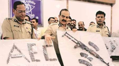 AK-56 seizure: Thane Police gets custody of alleged aide of Dawood Ibrahim