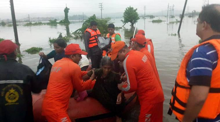 Rain claims 62 lives in Maharashtra since June 1