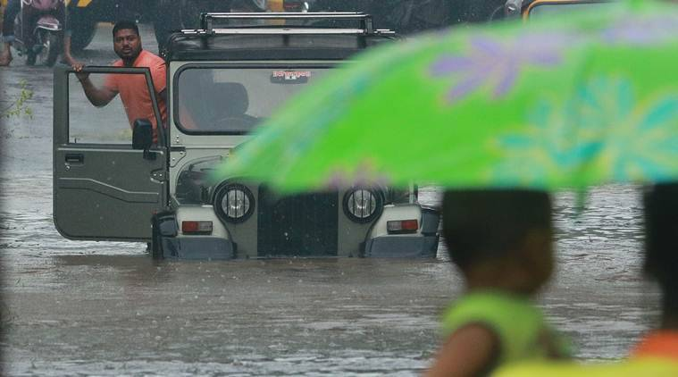 Mumbai rains: Two boys drown in water-filled ditch