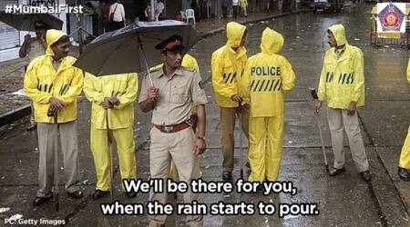Mumbai Rains: Mumbai Police Twitter assures help with their take on F.R.I.E.N.D.S' theme song