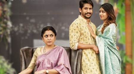 Shailaja Reddy Alludu first look: Naga Chaitanya's next is a family drama