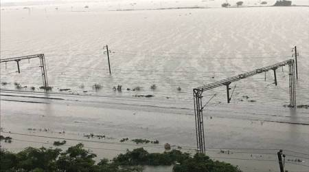 Mumbai rains LIVE UPDATES: More trains cancelled, rescue operations underway in Palghar