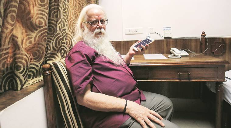 Nambi Narayan, former ISRO scientist: 'After SC order, yes, I feel vindicated in some way'