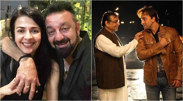 sanjay dutt's sister reacts after watching sanju