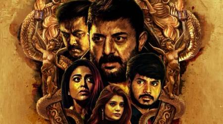 Gautham Vasudev Menon's name is missing from Naragasooran's new poster