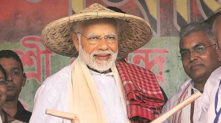 PM Modi attacks TMC: Syndicate raj in Bengal, be hopeful like Tripura