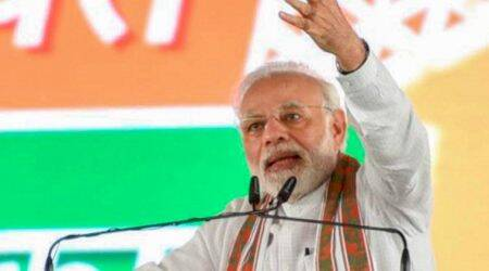 Modi in Shahjahanpur: Opposition running after PM's chair, ignoring poor, youth and farmers