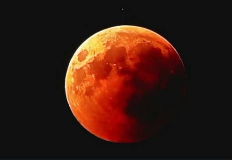 red moon today india time - photo #21
