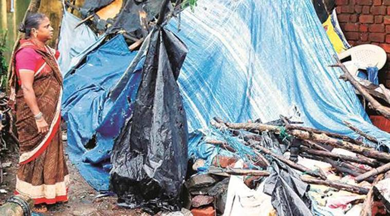 Navi Mumbai: Village flooded, residents up in arms against CIDCO