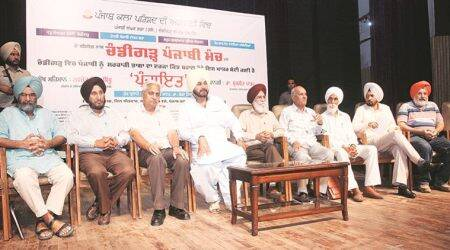 Navjot Singh Sidhu: Every Punjabi must join hands for the honour of our mother tongue