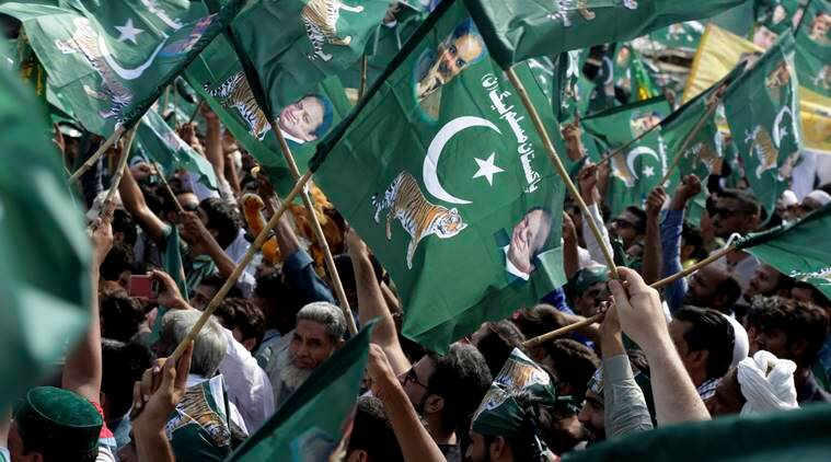 pakistan election nawaz sharif vs military