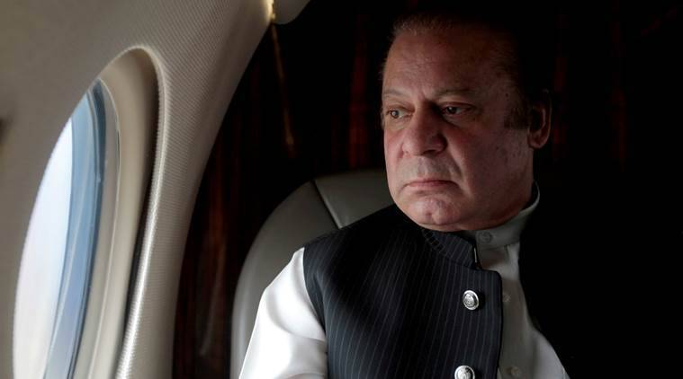 Nawaz Sharif uses Ghalib's poetry to explain his condition in jail