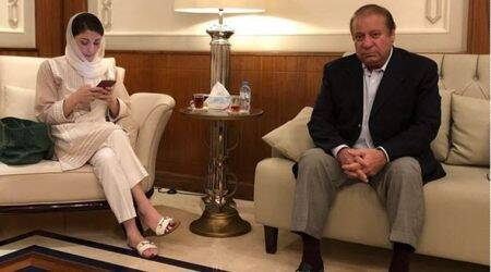 Pakistan: Family meets Nawaz Sharif, Maryam in Adiala Jail