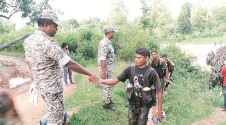 Four women among 8 Maoists killed in Chhattisgarh encounter