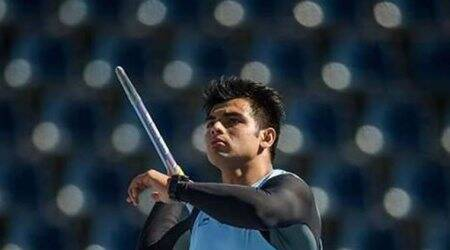 Javelin thrower Neeraj Chopra aims to give his best at Asian Games 2018