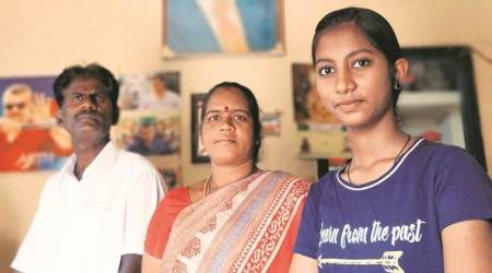 A day in the life of A Gomathi, an aspiring medical student from Tamil Nadu state board