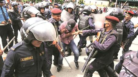 Nepal: Clashes in Kathmandu in support of fasting doctor