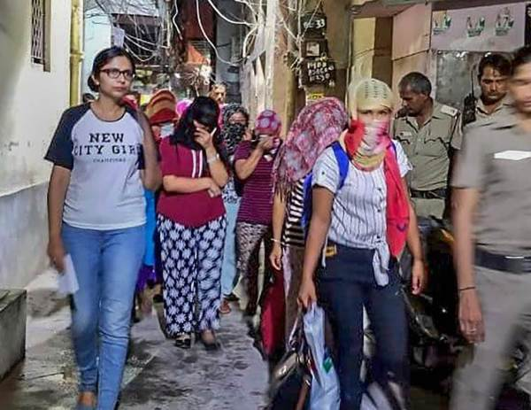 Delhi Commission for Women rescues 16 women set to be trafficked abroad