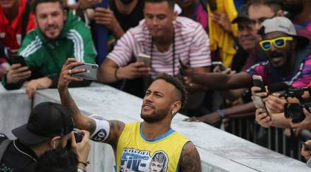 I did not want to look at a ball after Brazil's World Cup exit, saysNeymar