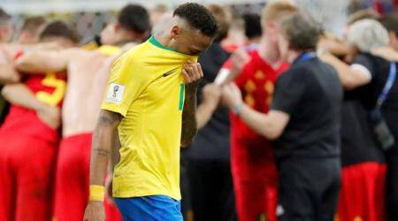 FIFA World Cup 2018: Defeat is saddest moment of my career, says Neymar