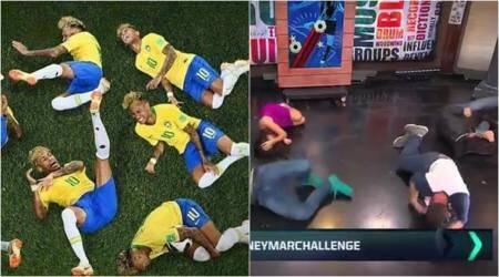 FIFA World Cup 2018: Footfall fans are having a blast with the Neymar Challenge