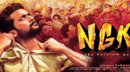 NGK second look: Suriya is Nandha Gopalan Kumaran