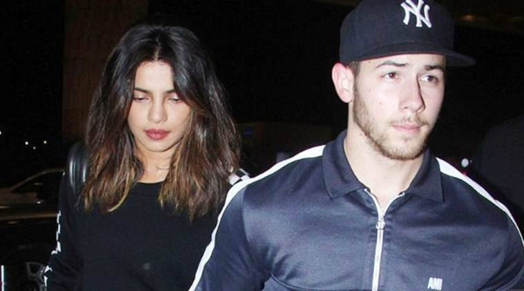 nick jonas and priyanka chopra photos