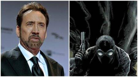 Nicolas Cage to play another Spider-Man in Spider-Man Into the Spider-Verse