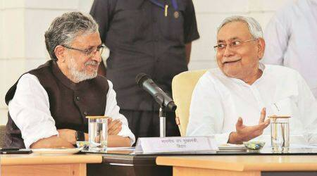 No differences between BJP, JD(U) over seat-sharing: Nitish Kumar