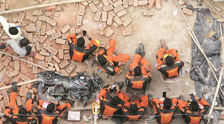 Rescue ops winding down, illegal buildings in vicinity face crackdown
