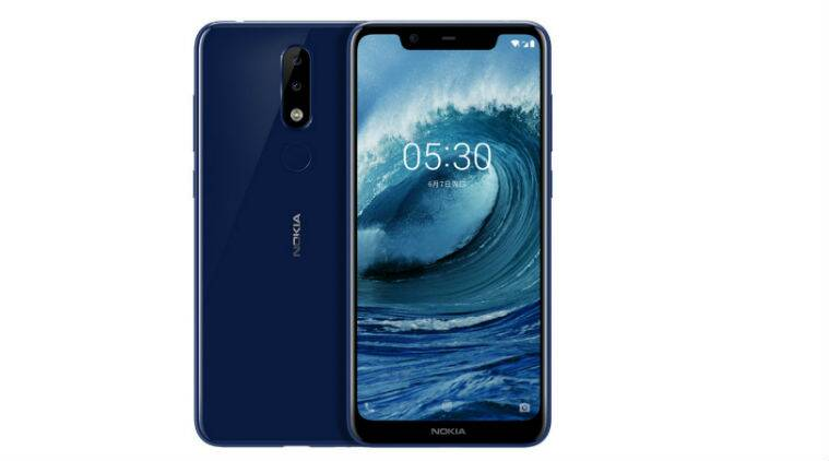 Nokia X5 Smartphone with Dual Cameras & 19:9 Display Launched in China