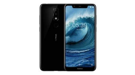 Nokia X5 with notched display, dual-rear cameras launched: Price, specifications and features