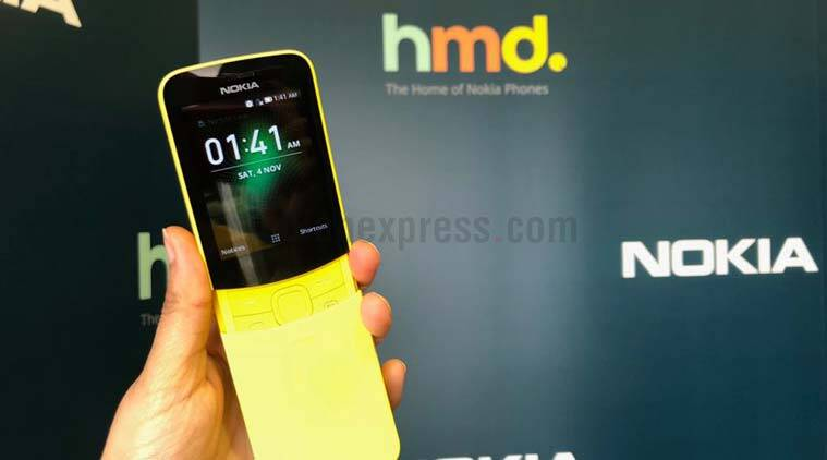 Nokia 8110 'banana' phone will also get WhatsApp, after it