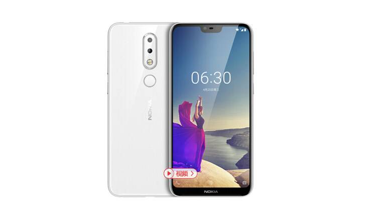 nokia x6 polar white option with 6gb ram launched in china the rh indianexpress com Nokia E Nokia 6