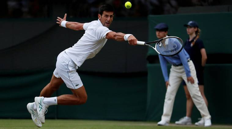 Federer impresses Tendulkar with cricket skills at Wimbledon
