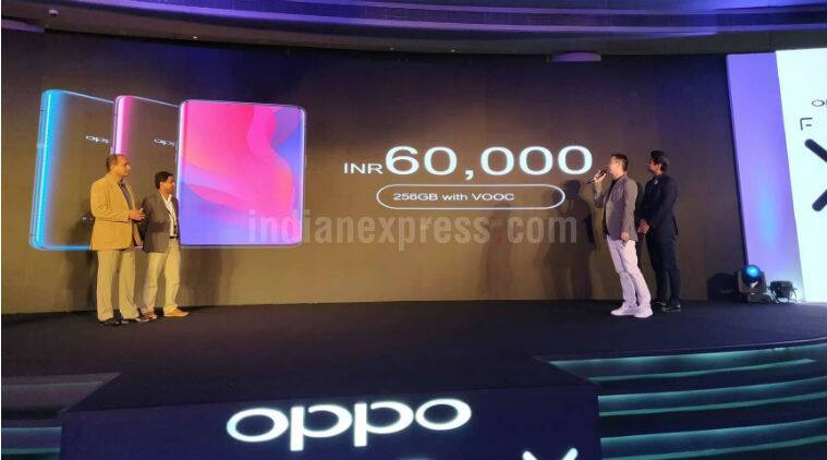 OPPO Find X India launch: Specs, pricing, features, and more