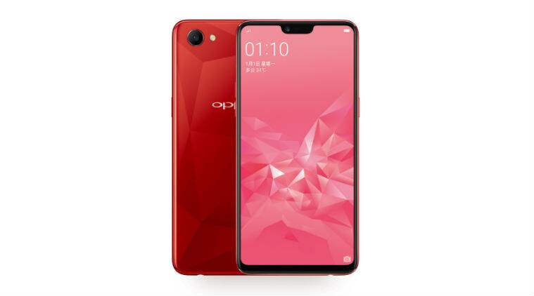 Oppo A3s with notch display to launch in India soon, price ...