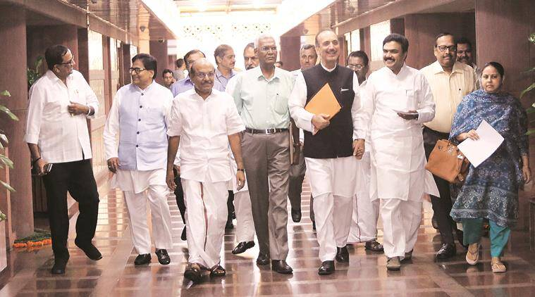 Opposition draws House plan, no unanimity on Rajya Sabha Deputy Chairman post