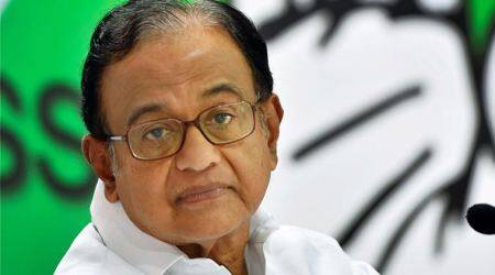 Govt cut GST rates with eye on assembly polls, says P Chidambaram