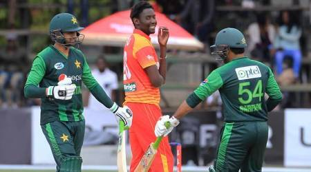 Pakistan beat, eliminate Zimbabwe from T20I Tri-Series