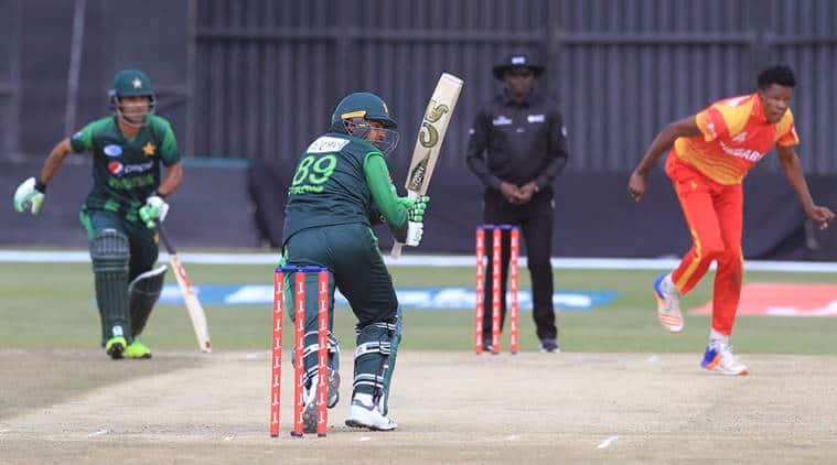 Pakistan vs Zimbabwe Live