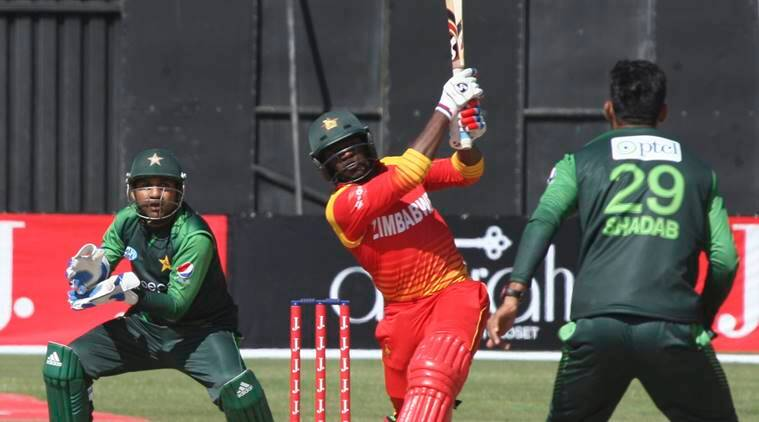 2nd ODI: Pakistan beat Zimbabwe by nine wickets