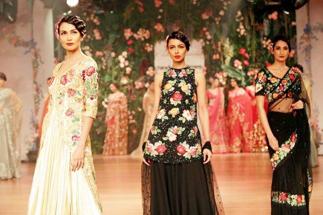 Pallavi Jaikishan, India Couture Week 2018, Pallavi Jaikishan India Couture Week 2018, Nostalgia, Pallavi Jaikishan latest news, Pallavi Jaikishan updates, celeb fashion, bollywood fashion, indian express, indian express news