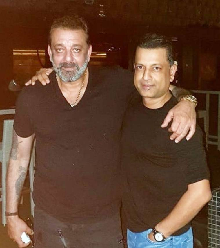 paresh ghelani with sanjay dutt