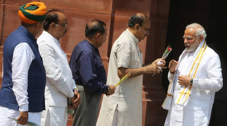 'Sonia Gandhi's math is weak': Ananth Kumar on her confidence to win no-trust vote